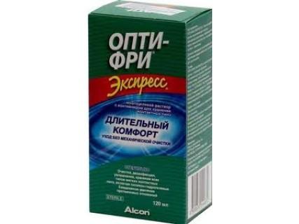 Раствор Opti-Free Express (120мл)