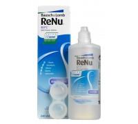Раствор RENU MPS для чувствительных глаз (240мл)