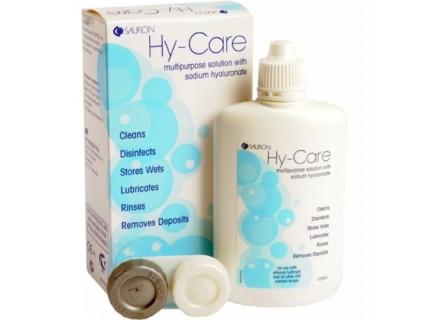 Раствор для мягких контактных линз Hy-Care (120ml / 380ml)