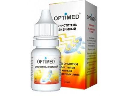 Очиститель энзимный OPTIMED (3мл)