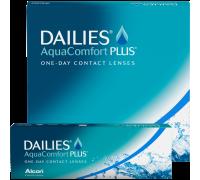 DAILIES Aqua Comfort Plus (30шт / 90 шт)