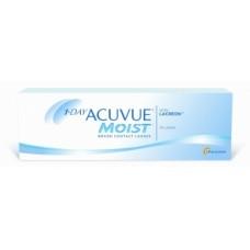 Контактные однодневные линзы 1-DAY ACUVUE Moist (30 шт)