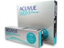 1-Day ACUVUE Oasys with Hydraluxe (30шт / 90шт)