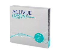 1-Day ACUVUE Oasys with Hydraluxe (90шт)