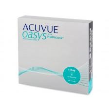 Контактные однодневные линзы 1-Day Acuvue Oasys with Hydraluxe (уп. по 90 штук) в Хабаровске и Владивостоке