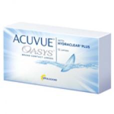 Контактные линзы Acuvue Oasys (24 шт.)