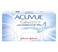 ACUVUE OASYS with HYDRACLEAR Plus (6шт / 12шт / 24шт)