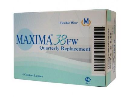 Контактные линзы Maxima 38 (4 шт)