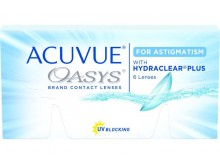 ACUVUE OASYS for ASTIGMATISM (6шт)