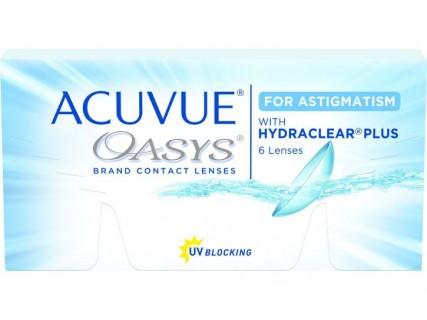 Контактные линзы Acuvue Oasys for Astigmatism ( шт)