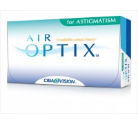 AIR OPTIX for Astigmatism (3шт)