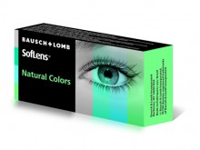 Цветные линзы SofLens Natural Colors (2шт)