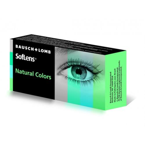 Цветные линзы soflens цвета