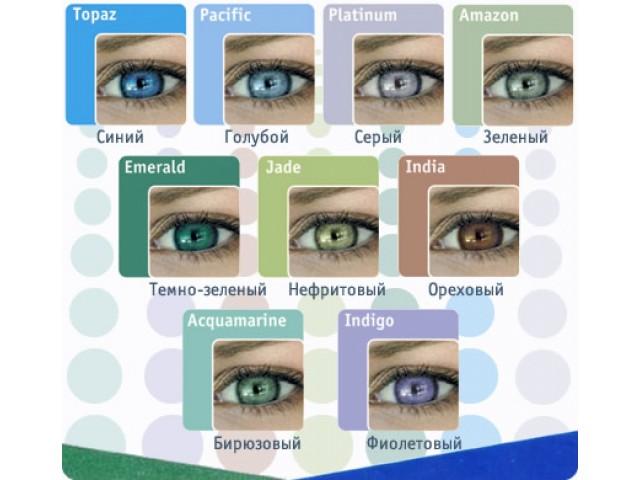 Купить цветные линзы SofLens Natural Colors в интернет-магазине ... 331661cb5c96b