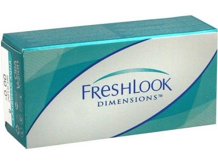 Оттеночные линзы FRESHLOOK Dimensions (2шт / 6шт)