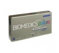 Цветные линзы Biomedics Colors Premium (2шт)
