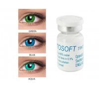 Оттеночные цветные линзы Optosoft 60 (1шт)