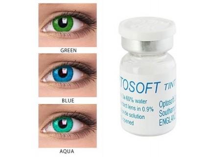 Оттеночные линзы Optosoft 60