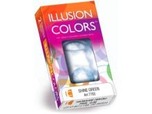 Цветные линзы Illusion Colors Elegance (2шт)
