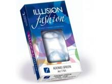 Цветные линзы Illusion fashion Adonis (2шт)