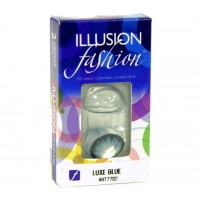 Цветные линзы Illusion fashion Luxe (2шт)
