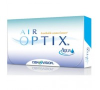 AIR OPTIX AQUA (3шт.)
