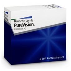 Контактные линзы PureVision (6 шт)