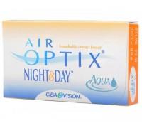AIR OPTIX NIGHT & DAY aqua (3шт.)
