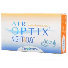 Контактные линзы Air Optix Night & Day aqua (3шт)
