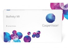 Biofinity XR (3шт) от -12.5 до -20 и от +8.5 до +15