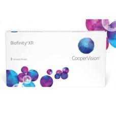 Контактные линзы Biofinity XR (3шт)