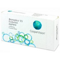 Biomedics 55 Evolution (6шт)