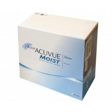 Однодневные контактные линзы 1-DAY ACUVUE Moist (180шт)