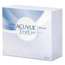 Однодневные контактные линзы 1-Day Acuvue TruEye (180 шт)